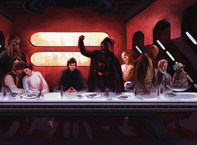255305199 969da4fc4f3e1 60 Impressive Star Wars Illustrations and Artworks