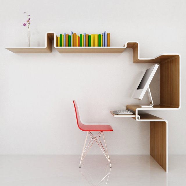 260693995 edcdbd3877921 50 Unique and Unconventional Bookcase Designs