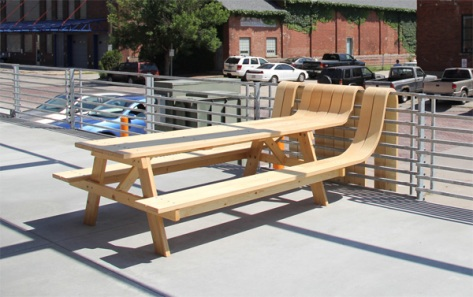 cedar picnic table and bench plans