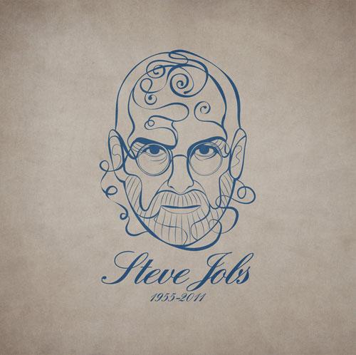 38 steve lobs logo1 Steve Jobs an Inspiration To All