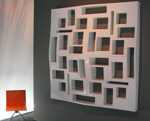474276616 d982c376d6 z1 50 Unique and Unconventional Bookcase Designs