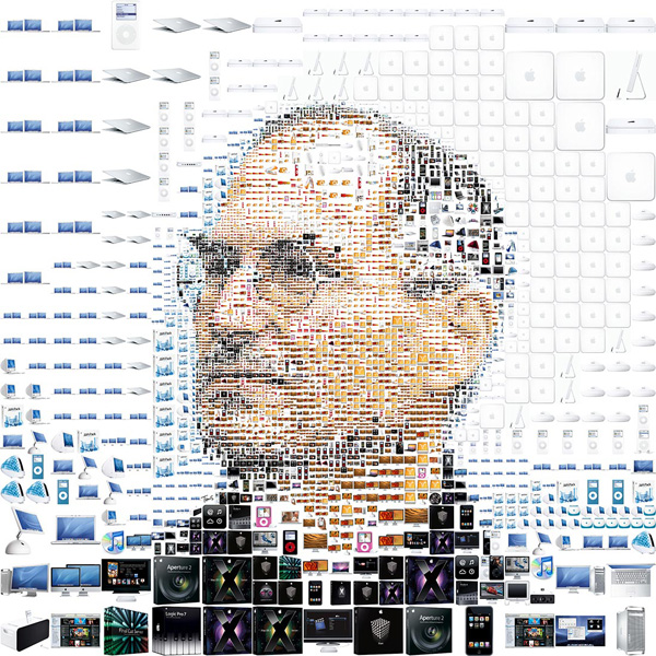 5758112612160961 Steve Jobs an Inspiration To All