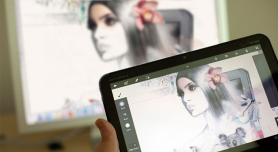 adobe creative cloud Adobe Will Revolutionize Tablet Design