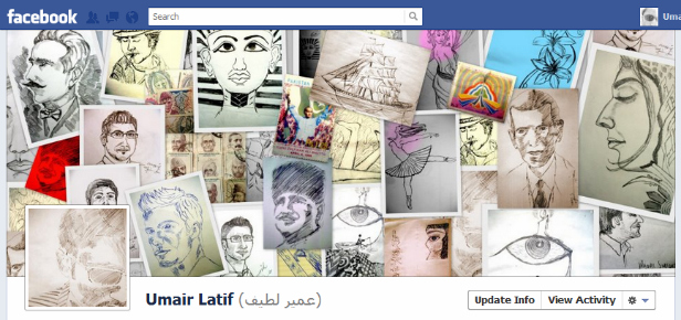 fb30mbtp01 40 Creative Examples of Facebook Timeline Designs