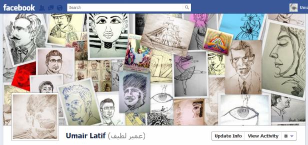 fb30mbtp01 40 Creative Examples of Facebook Timeline Designs