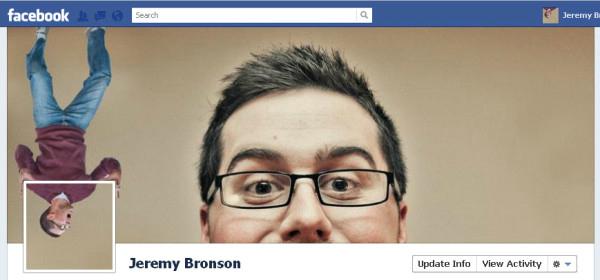 fb4097892501 40 Creative Examples of Facebook Timeline Designs