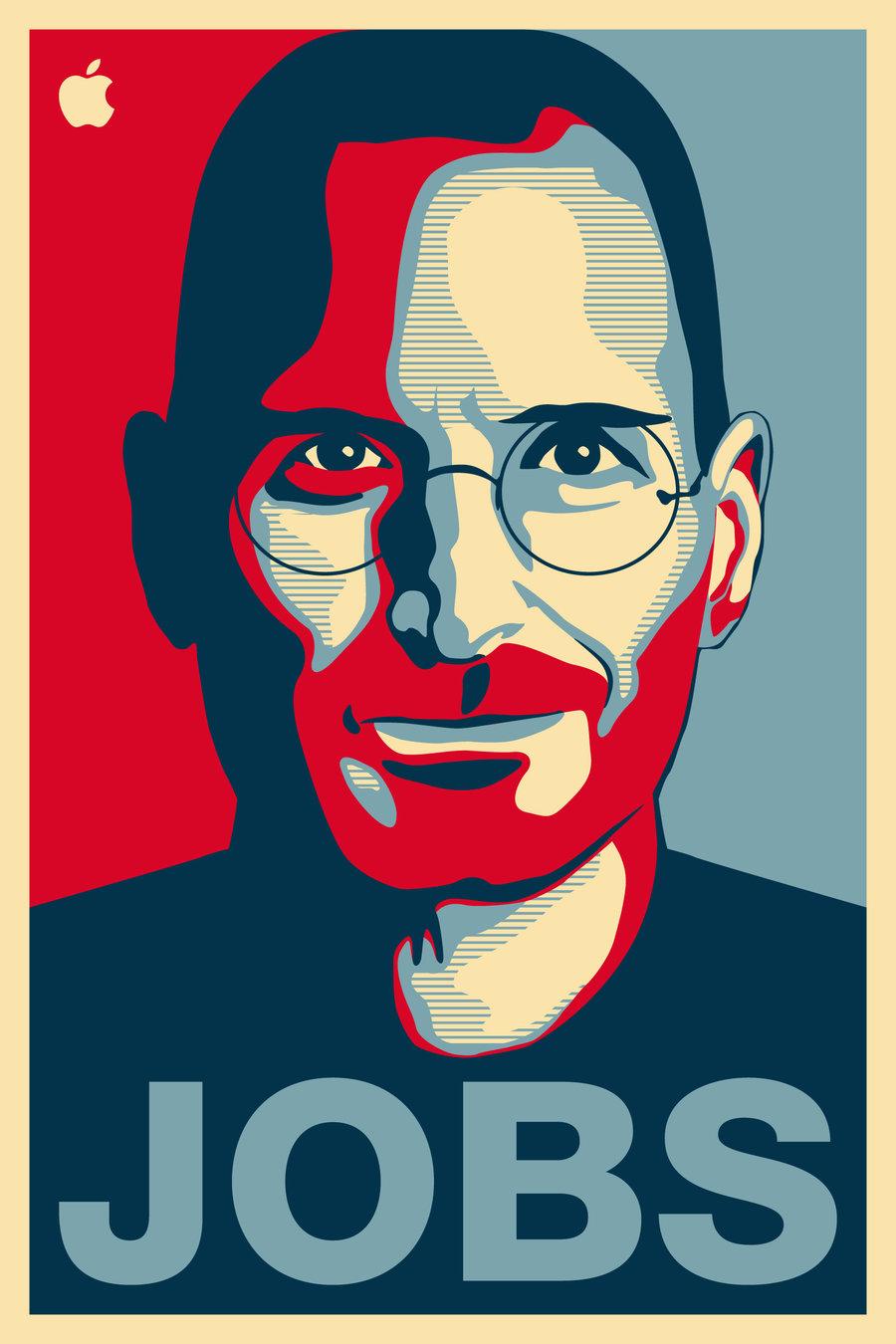 jobs by donnieraycrisp d3dcg151 Steve Jobs an Inspiration To All