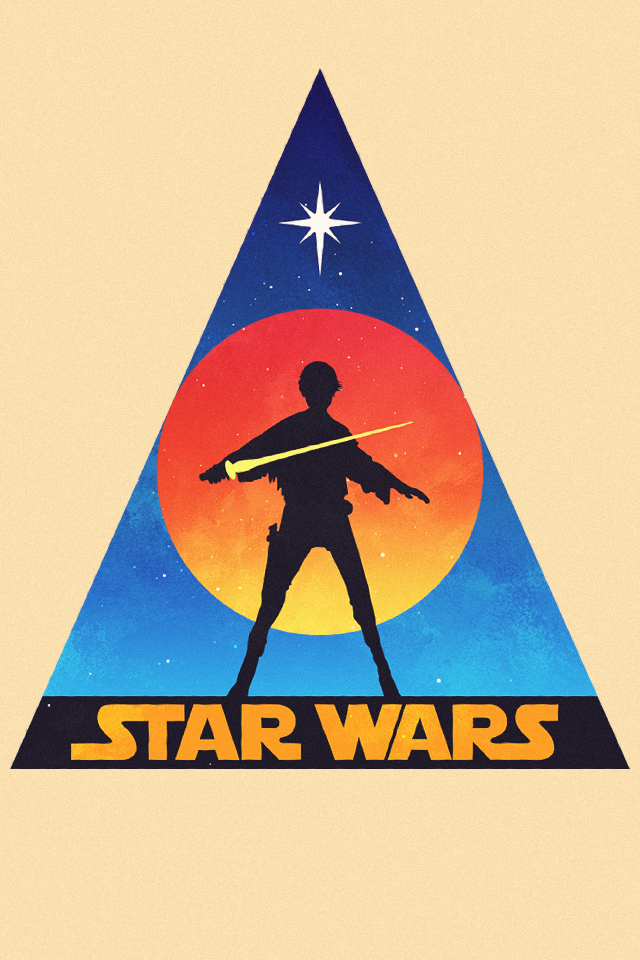 lukeios1 60 Impressive Star Wars Illustrations and Artworks