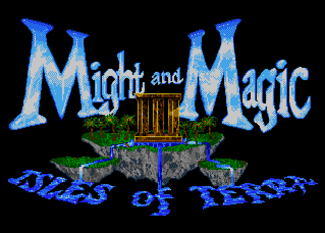 mightandmagic3 static1 60 Inspirational Title Graphics of 16/8 bit Games