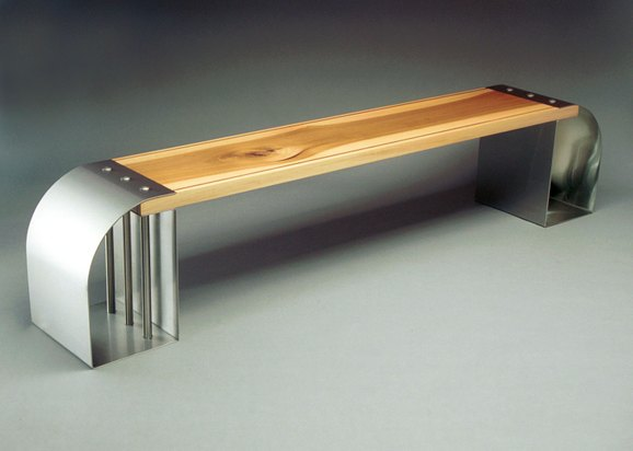 modern bench seating udu3oc0xmtm3os42mdm0na1 30 Adventurous Public Bench Designs