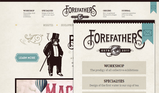 post 1 11 60 Examples of Responsive Website Design