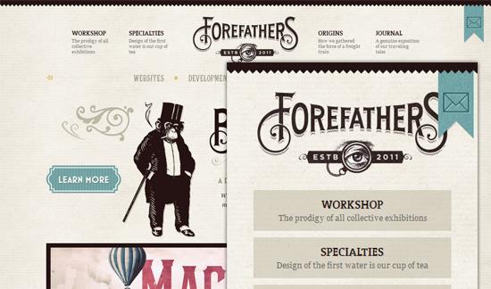 post 1 11 60 Examples of Responsive Website Design