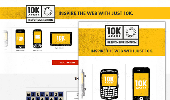 post 1 501 60 Examples of Responsive Website Design