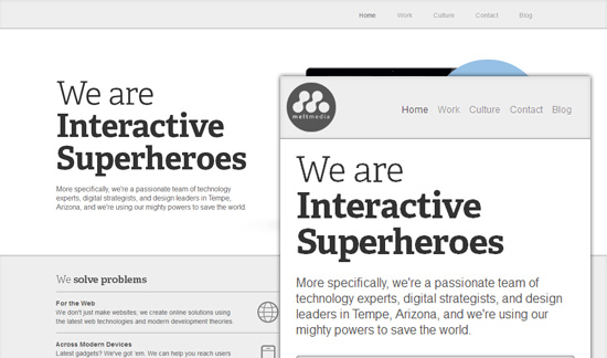 post 1 521 60 Examples of Responsive Website Design