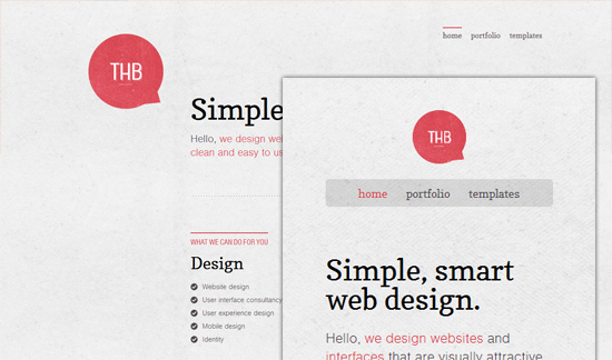 post 1 81 60 Examples of Responsive Website Design