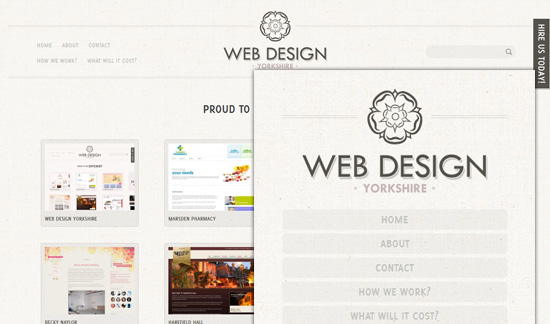 post 1 91 60 Examples of Responsive Website Design