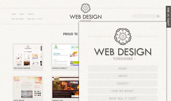 post 1 91 60 Examples of Responsive Website Design