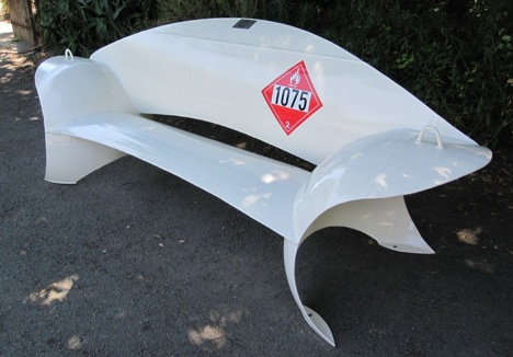 propane tank bench 31 30 Adventurous Public Bench Designs