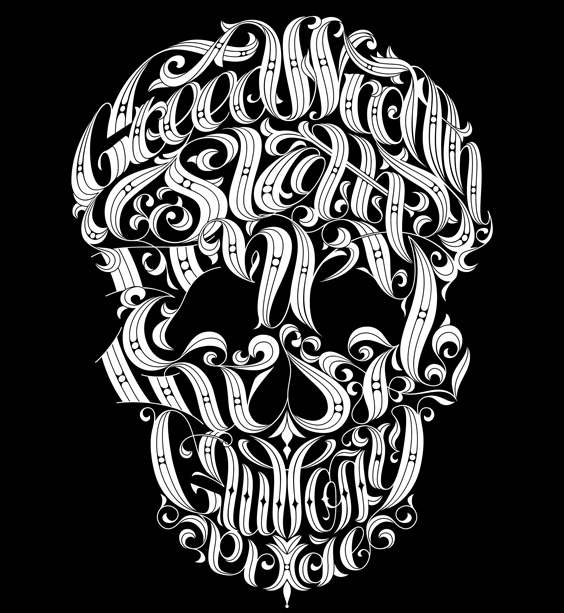 sevensins main1 90 Incredible Skulltastic Designs and Artworks
