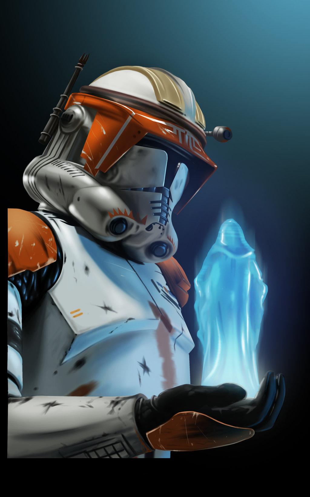 star wars by ashasylum1 60 Impressive Star Wars Illustrations and Artworks