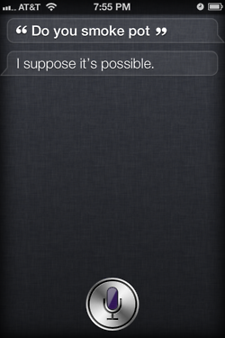 tumblr ltc1welxry1r4eoiuo1 2501 50 Hilarious Things That Siri Says
