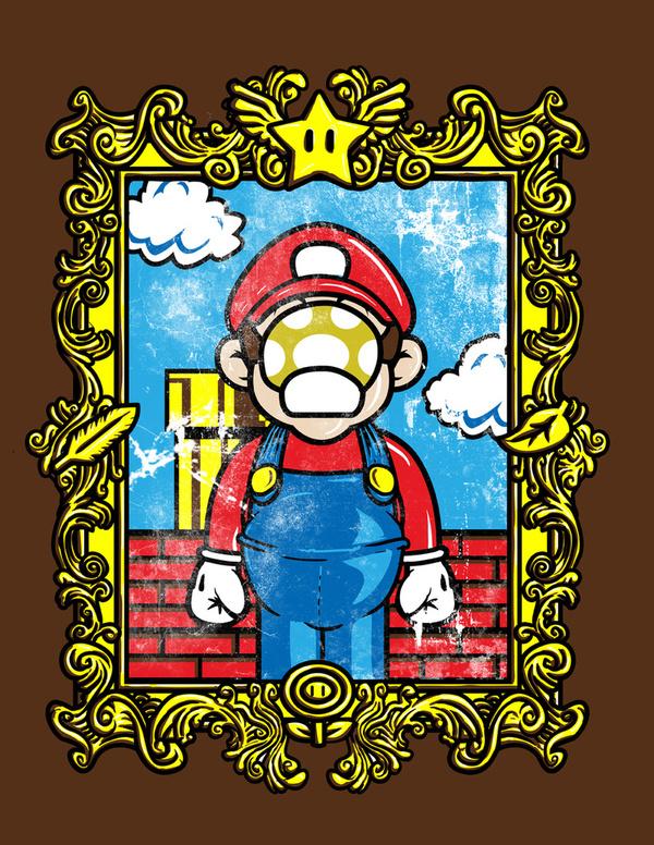 129317 13109476 lm1 50 Incredible Super Mario Bros Artworks