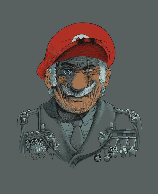 184648 9573031 ll1 50 Incredible Super Mario Bros Artworks