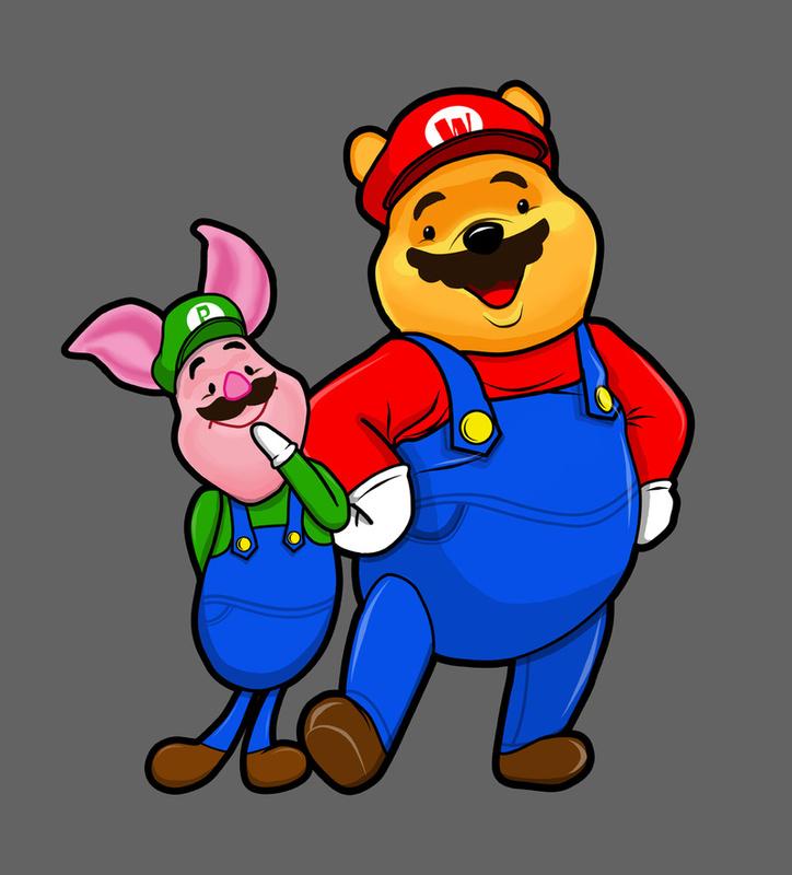 252147 2619715 ll1 50 Incredible Super Mario Bros Artworks