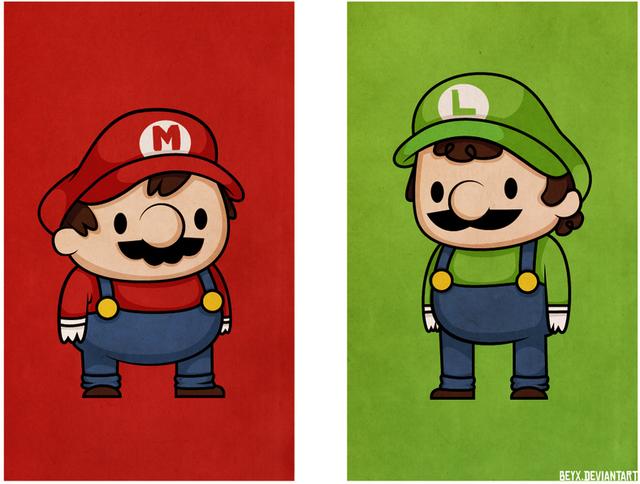 260804453 99416f0f9b7b1 50 Incredible Super Mario Bros Artworks
