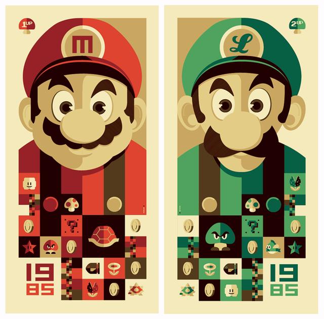 265355177 7ff18facfbc81 50 Incredible Super Mario Bros Artworks