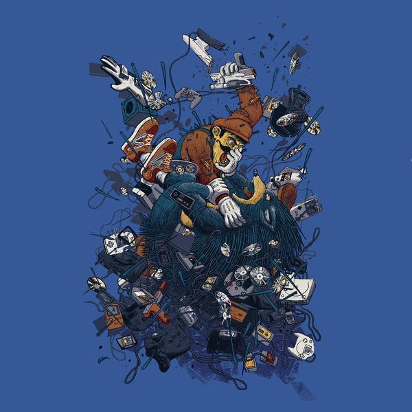 2b0ff9e8275f2c9b87e961c675ee29151 50 Incredible Super Mario Bros Artworks