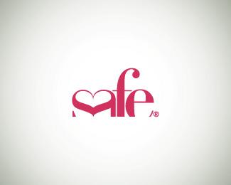 40287b5eb095a5a149a747b401cbe8eb1 45 Cuore e Amore Logo Design