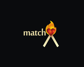 52656741f3d77d8d09c8ef8cb3eba6b41 45 Heart and Love Logo Designs