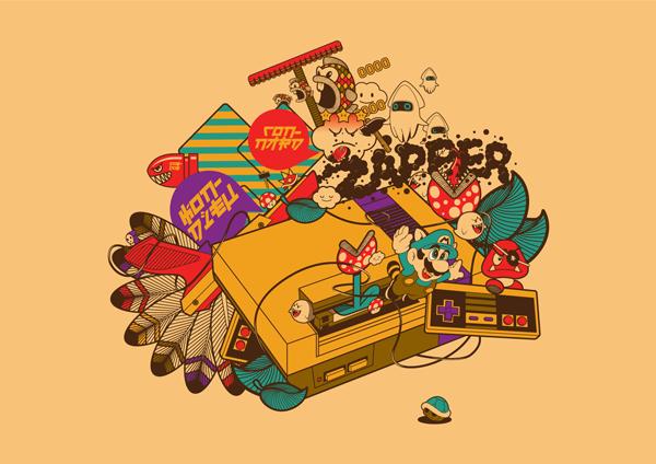 5888112361007821 50 Incredible Super Mario Bros Artworks