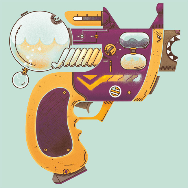 ea mark27 aka percolator1 20 Exclusive Raygun Concepts for Raygun52