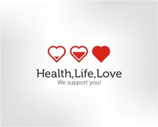 fb091c5340ae33dfde14588faaa762c91 45 Heart and Love Logo Designs