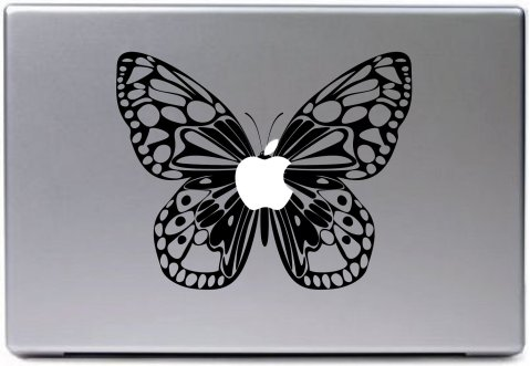 il fullxfull 2733790401 50+ Creative Macbook Pro Decals From Etsy