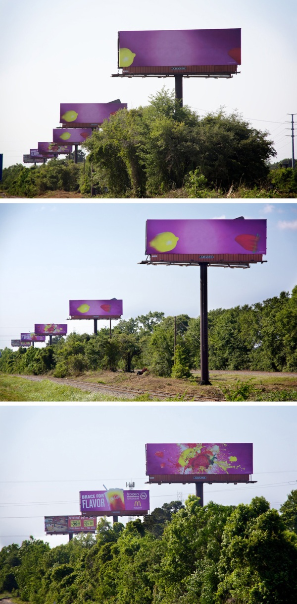 mcd lemonade three shot 1000px1 35 Creative McDonalds Corp Advertising Practices