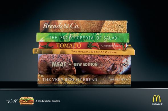 mcd the m rgb preview1 35 Creative McDonalds Corp Advertising Practices