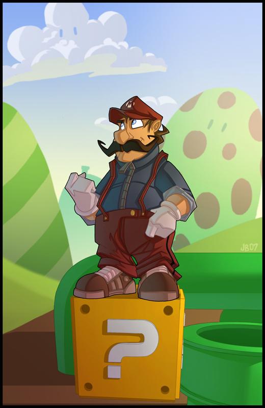 more super mario fun by javas1 50 Incredible Super Mario Bros Artworks
