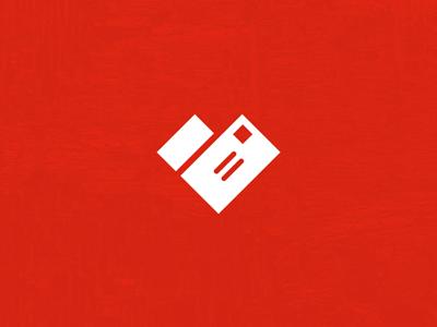 colpo 12821193981 45 Designs Logo Cuore e Amore