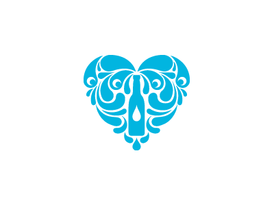colpo 12971271651 45 Designs Logo Cuore e Amore