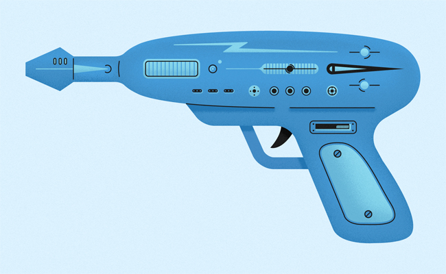 20 Exclusive Raygun Concepts for Raygun52