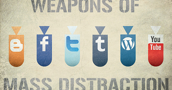 weapons of mass distraction How to Improve Your Twitter Profile Page Rank