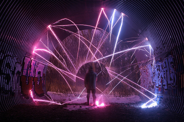 259548181 bc0d3f05c1561 20 Mind Melting Examples of Light Painting
