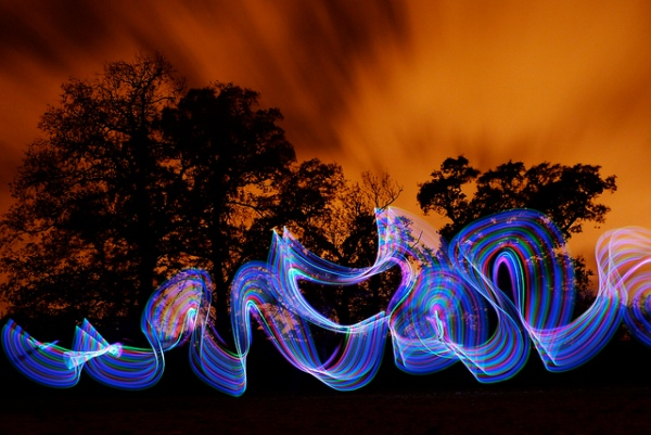 6566330519 c06d30071a z1 20 Mind Melting Examples of Light Painting