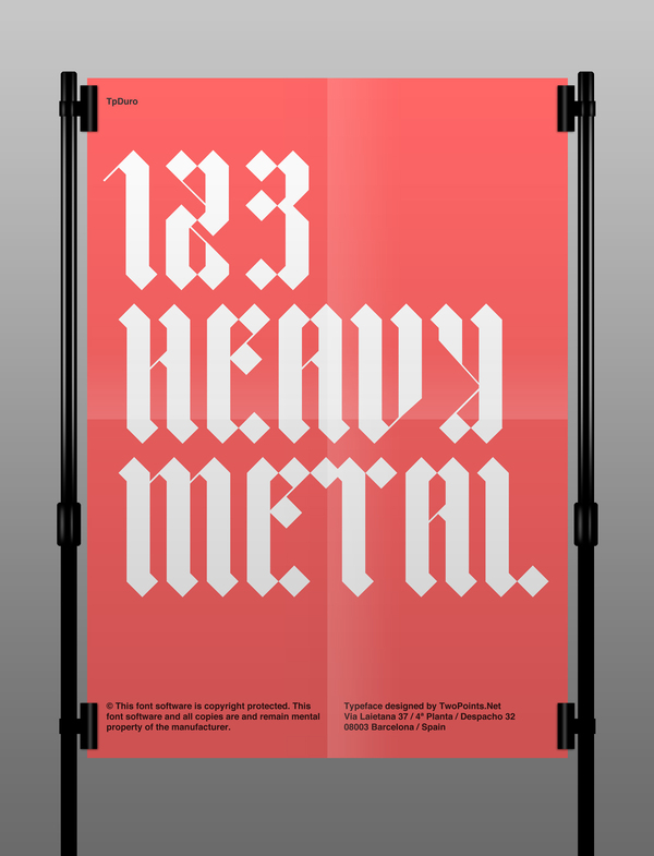 7c6cd54c9c6628ef7db96a59f9c084901 60 Remarkable Examples Of Typography Design #6
