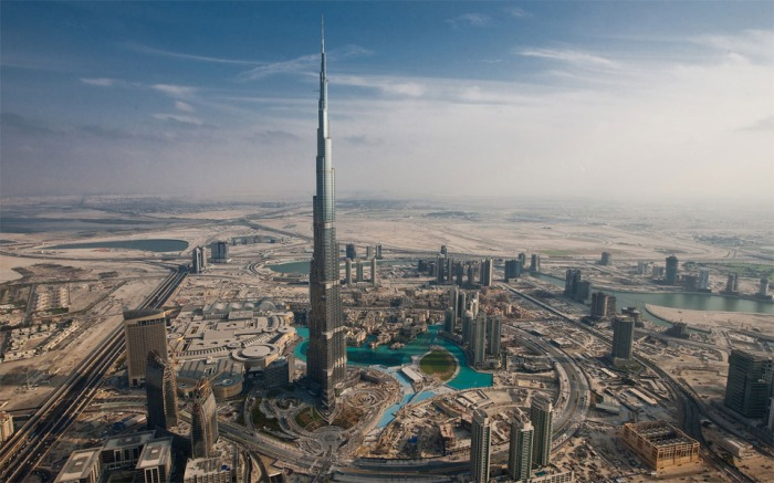 burj khalifa skyscraper dubai1 Jaw Dropping Photography from Around the World