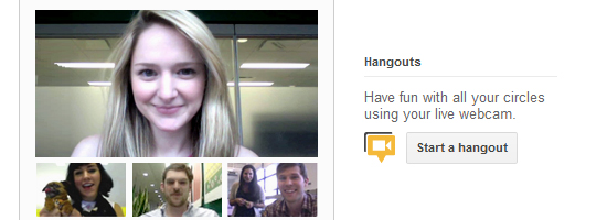 google hangouts 5 Google Plus Features Facebook Should Have