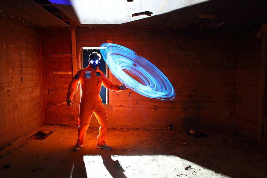 no one will believe you by dennis calvert d42d1zo1 20 Mind Melting Examples of Light Painting